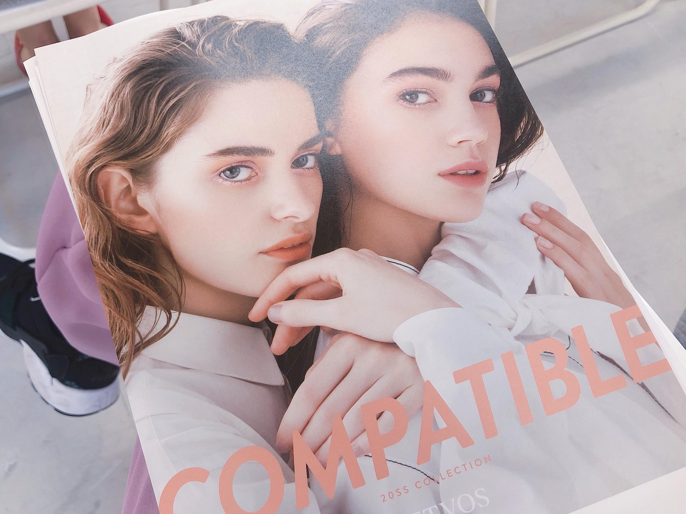 ETVOS(エトヴォス) 2020 春夏 コレクション「COMPATIBLE(コンパチブル)」がKawaii♡