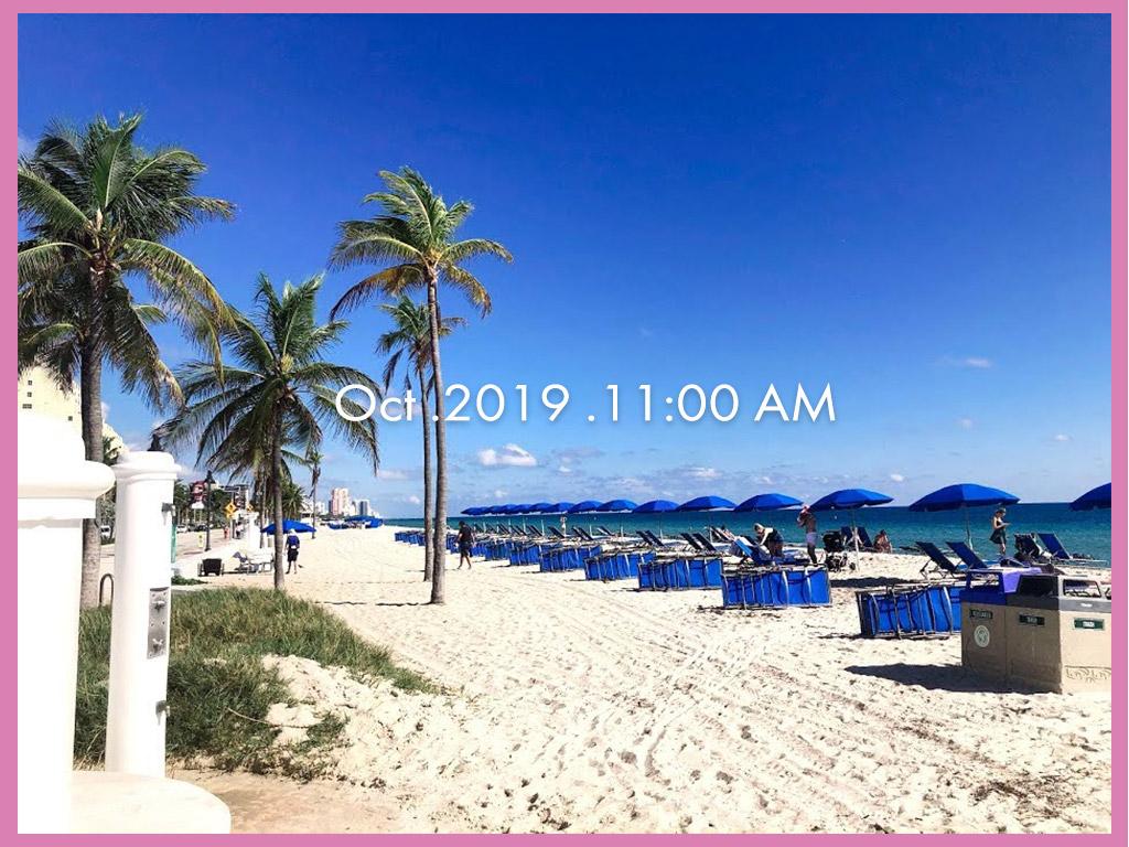 Fort Lauderdale Beach(フォート ローダーデール ビーチ)にステイするならHOTELはビーチフロント