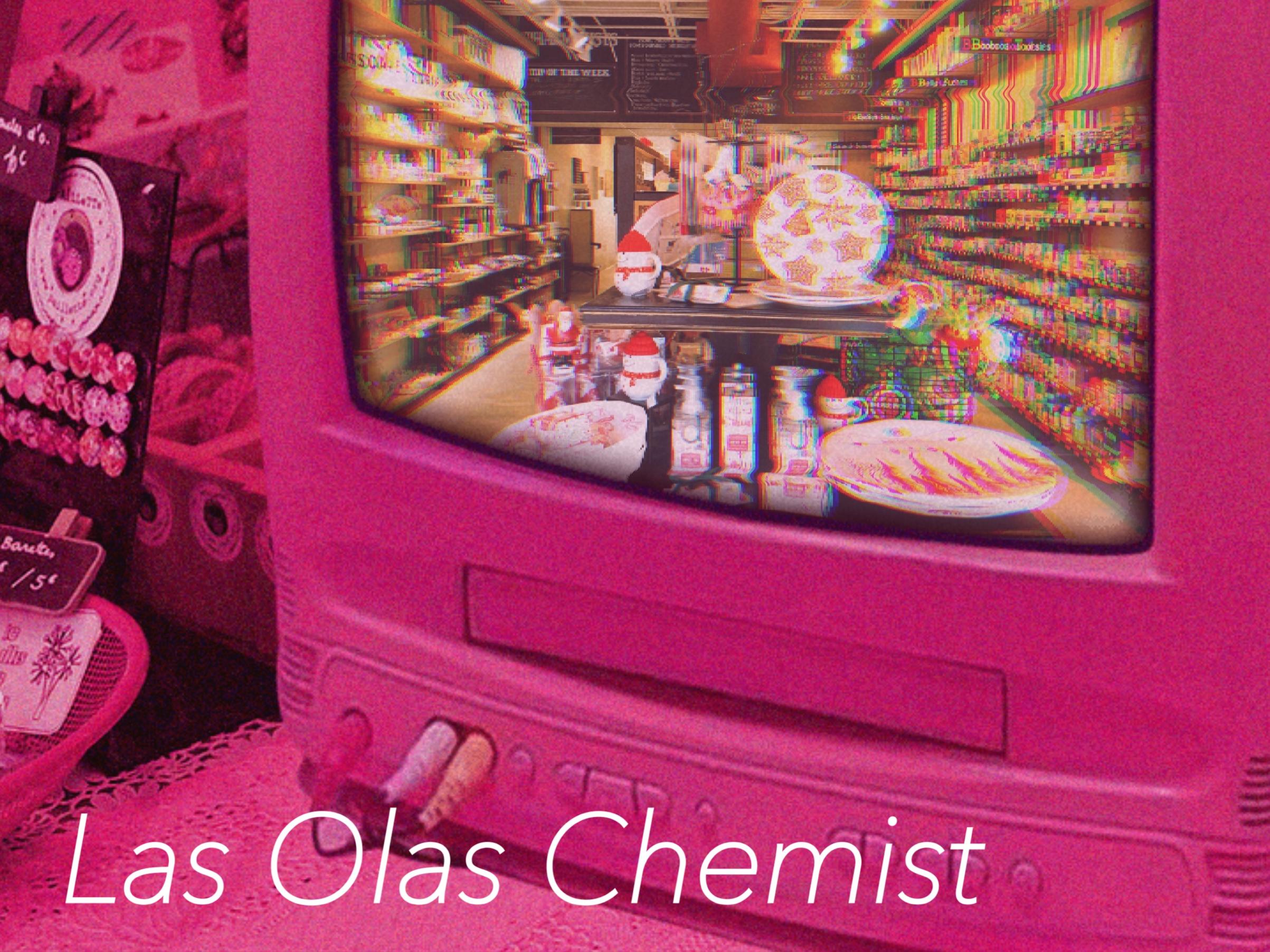 薬局なのに可愛い♡Las Olas Chemist (ラス オラス ケミスト)Report