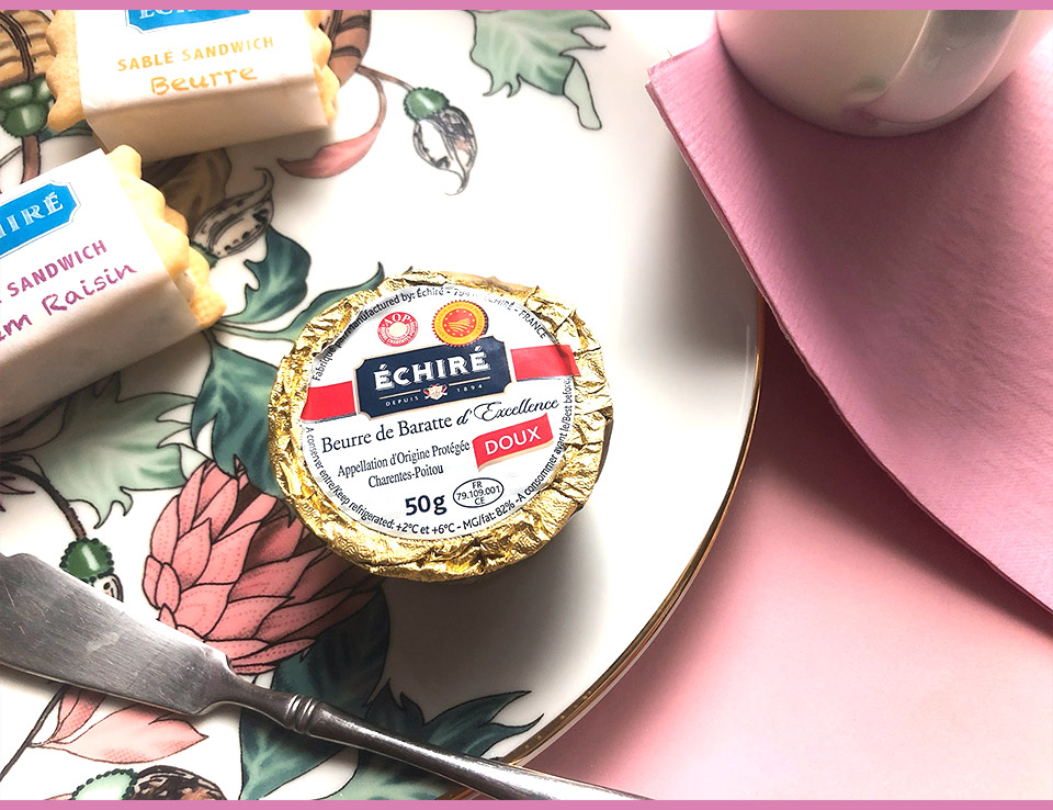 SHIBUYAで行列のできる店『エシレ・パティスリー オ ブール』の発酵バターとサブレサンド