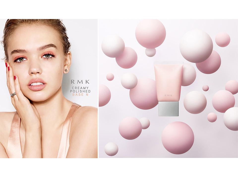 2020 春【RMK】ベース&ポイントメイク「モデル使用カラー・品番」のすべて