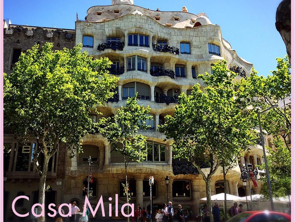 スペイン・バルセロナ旅 アントニオ・ガウディが手掛けた【世界遺産】Casa Mila(カサ・ミラ)/La Pedrera(ラ・ペドレラ)を振り返る