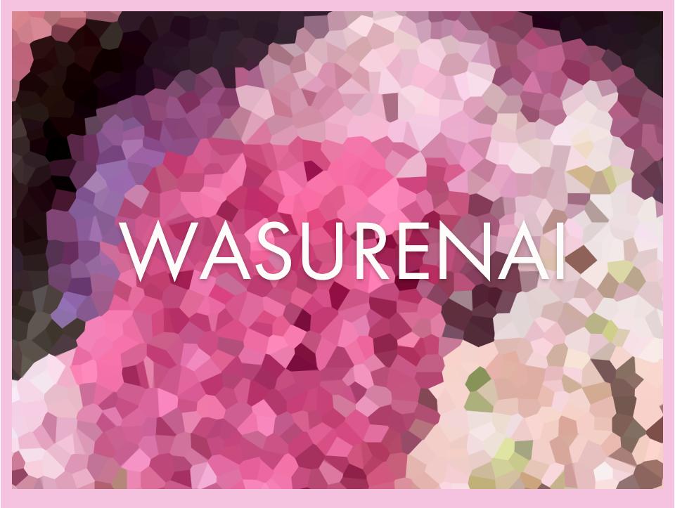 WASURENAI 3.11
