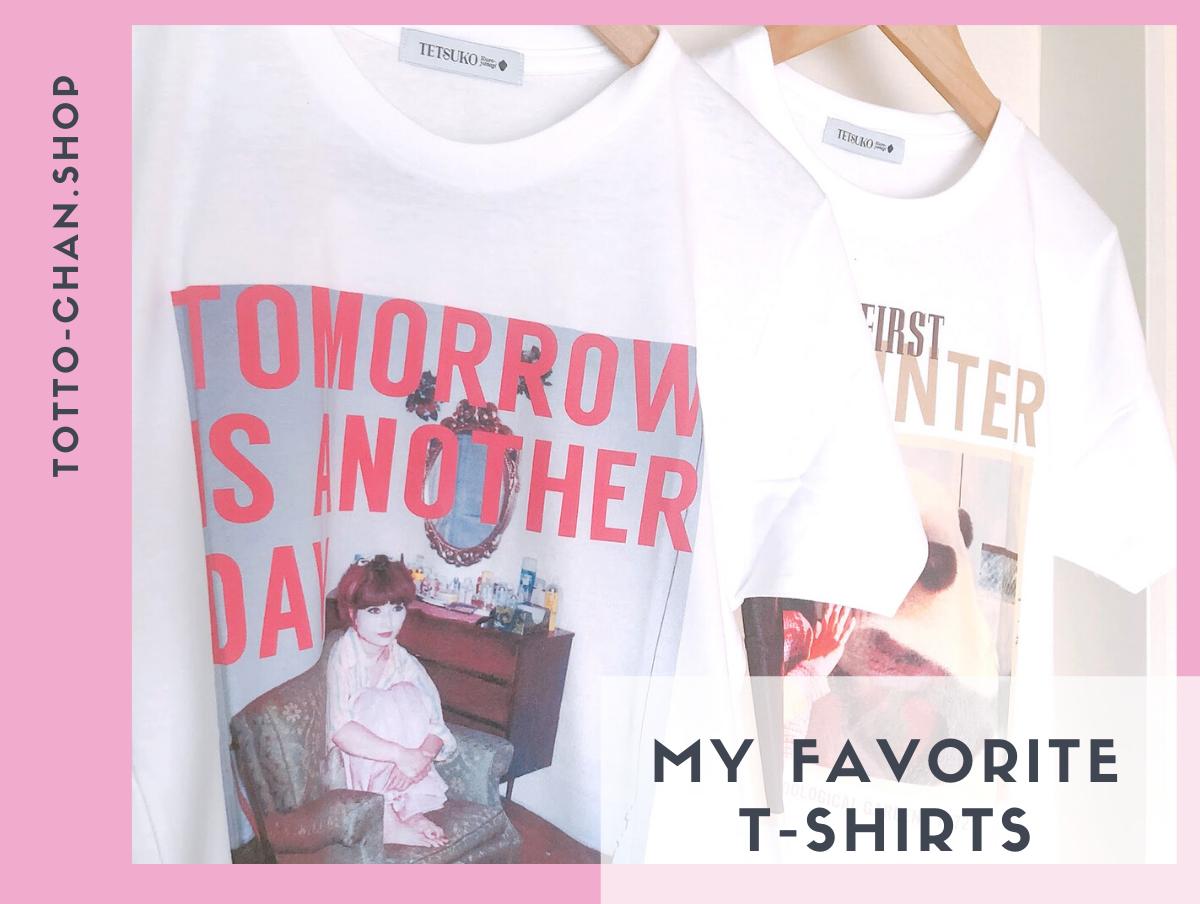 夏の白Tシャツはコレに決まり♡街で人気者になれるトットちゃんブランド