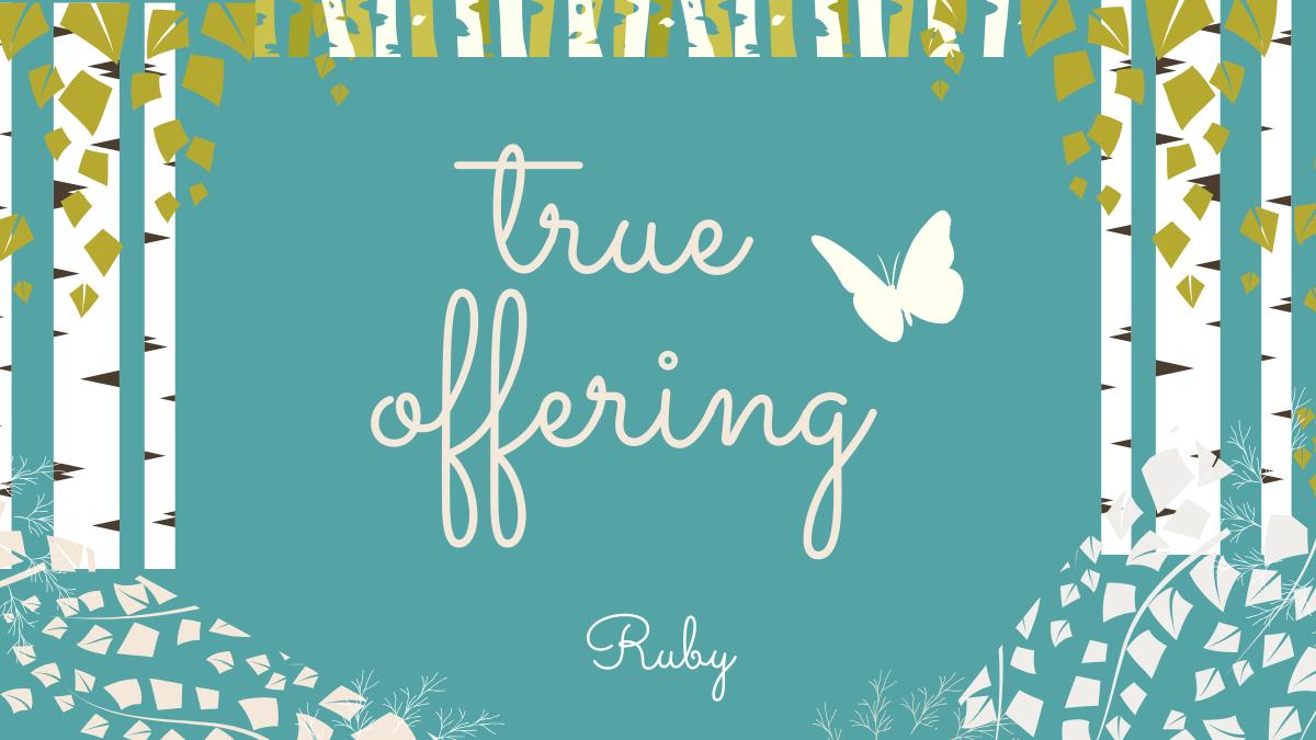 【true offering】次のゲートへ