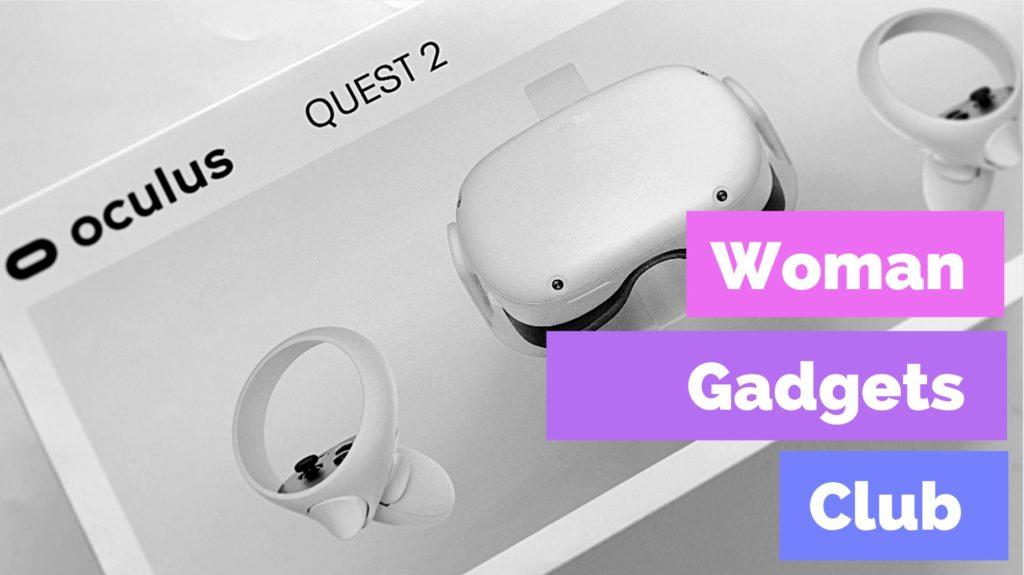 oculus quest2 from facebook<はじめ方>編