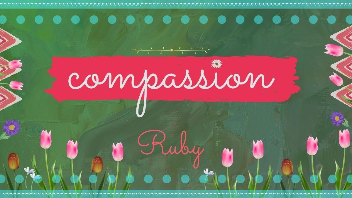 新時代の幕開け?!【compassion】思いやって過ごしてきたキミ♡へ